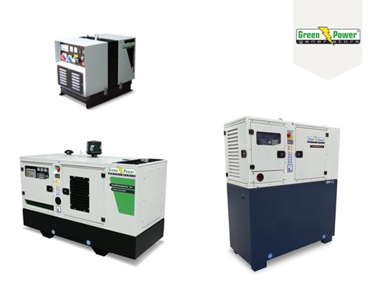 Green Power (Power generator)