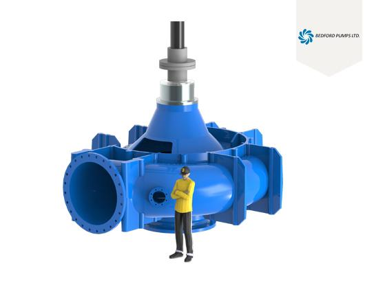 Bedford Pumps (Axial mixed flow submersible pump)
