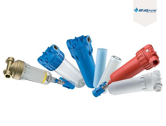 Atlas Filtri (Household water filtration)