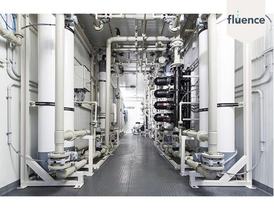 Fluence (Xử lý nước cấp)