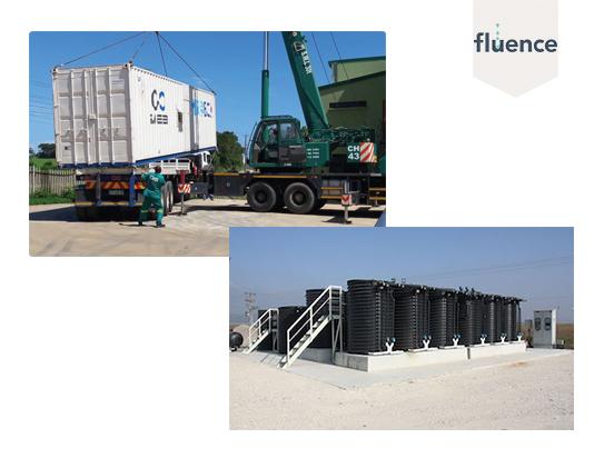 Fluence (Waste water treatment)