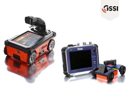 GSSI (Underground construction survey)