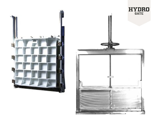 Hydrogate (Flap gate/penstock)