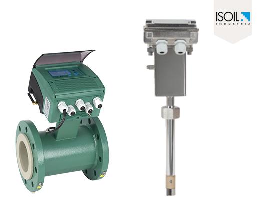 ISOIL (Electromagnetic water meter)