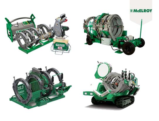 McElroy (Pipe welding machine)