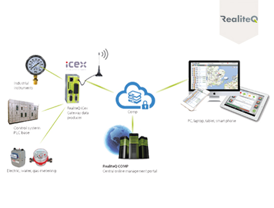 RealiteQ (Online flow and pressure monitoring)