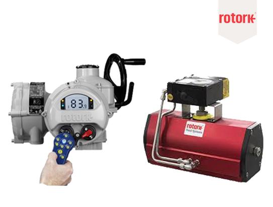 Rotork (Electric actuator)