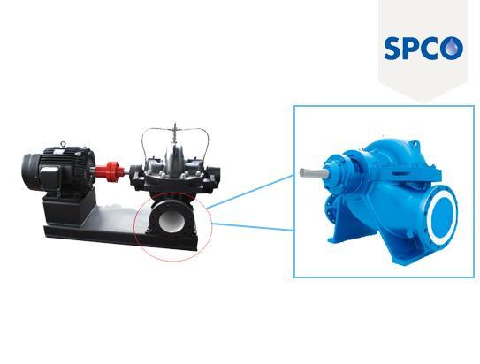 Swiss Pump (Double suction pump)