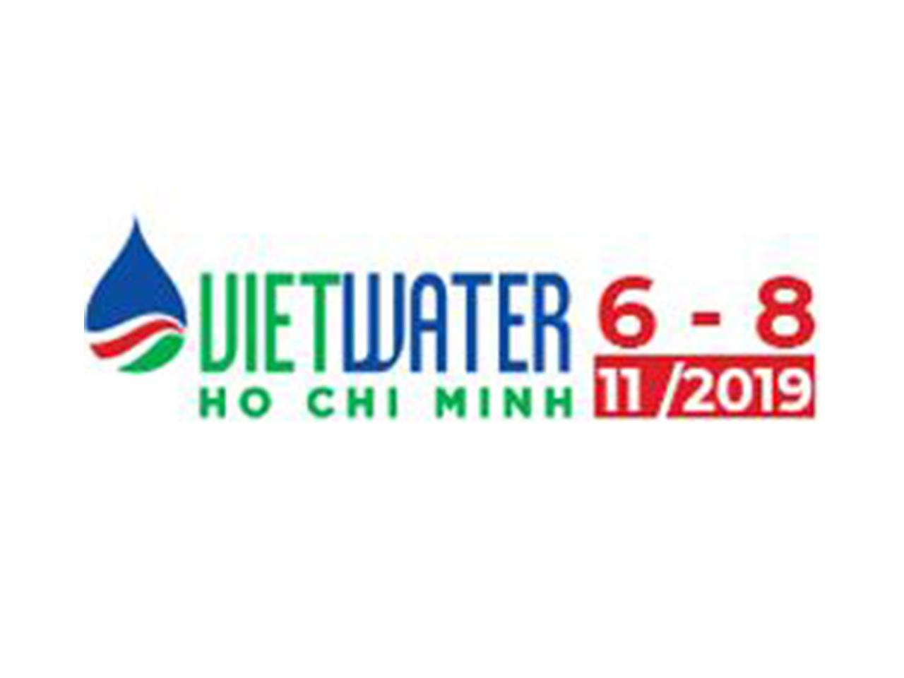 VUCICO COOPERATS WITH 2 PARTNERS TO JOIN VIETWATER 2019