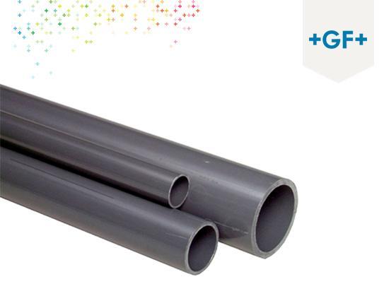 GF – Georg Fischer (PVC-U pipes)
