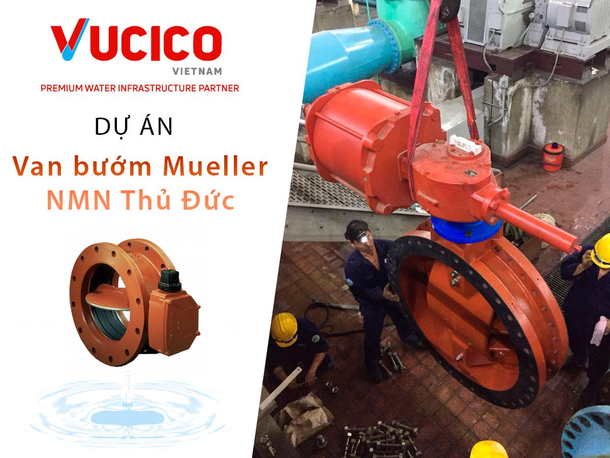 CASE STUDY: INSTALLATION OF BUTTERFLY VALVE FOR THU DUC WATER FACTORY