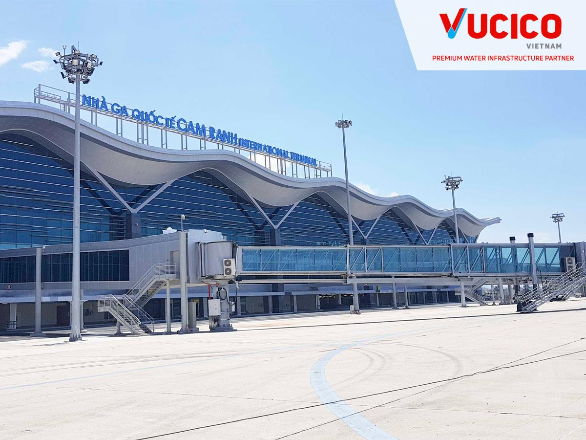 CASE STUDY: MANAGEMENT OF WASTEWATER DISPOSAL AT CAM RANH INTERNATIONAL AIRPORT