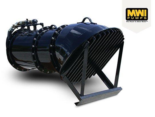 MWI (Flood prevention submersible pump)