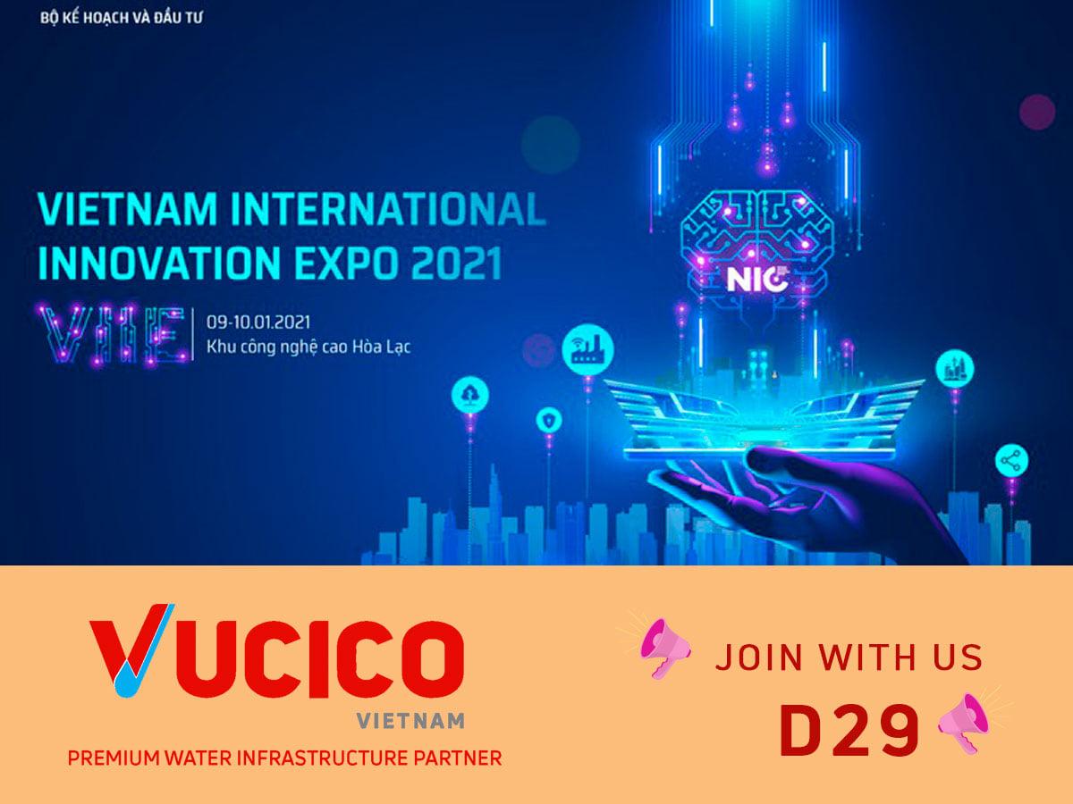 VIETNAM INTERNATIONAL INNOVATION EXPO 2021