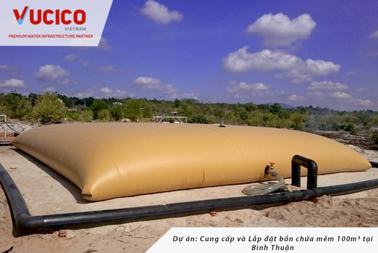 SUPPLY AND INSTALL FLEXIBLE TANK IN BINH THUAN