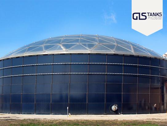 GLS (Glass fiber coated steel tank)