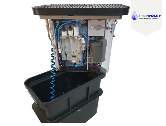 Trac Water (Online water quality monitoring)